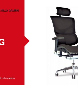 Guía de sillas gaming: como elegir la mejor silla gaming