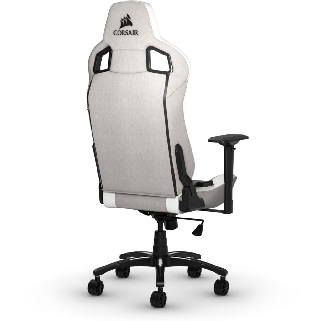 Corsair T3 Rush - Grey White